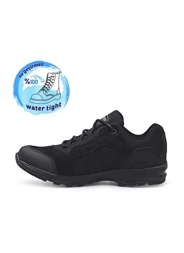 Soft Cotton Sneakers Siyah